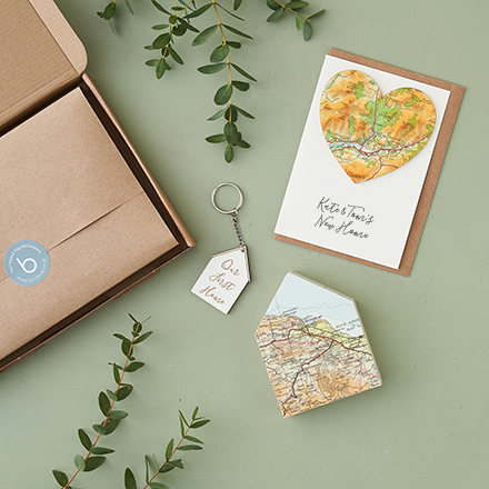 New home letterbox gift set
