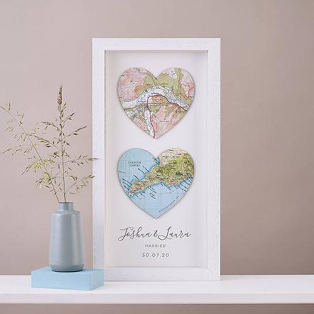 Unique romantic gifts