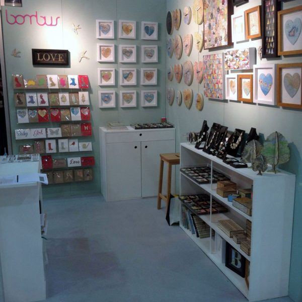 Exhibiting at CRAFT London