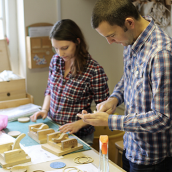 InYourShoes day with Ben Carter from Notonthehighstreet