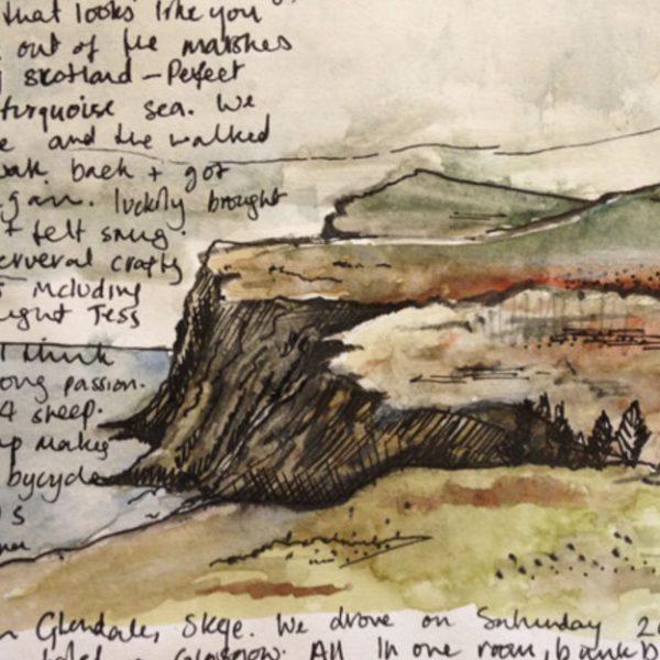 Walking in Skye for the unfit