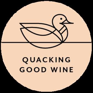 Quacking Good Wine, from Brenley Farm