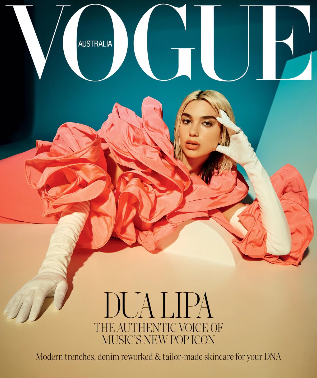 Cover of Vogue Australia