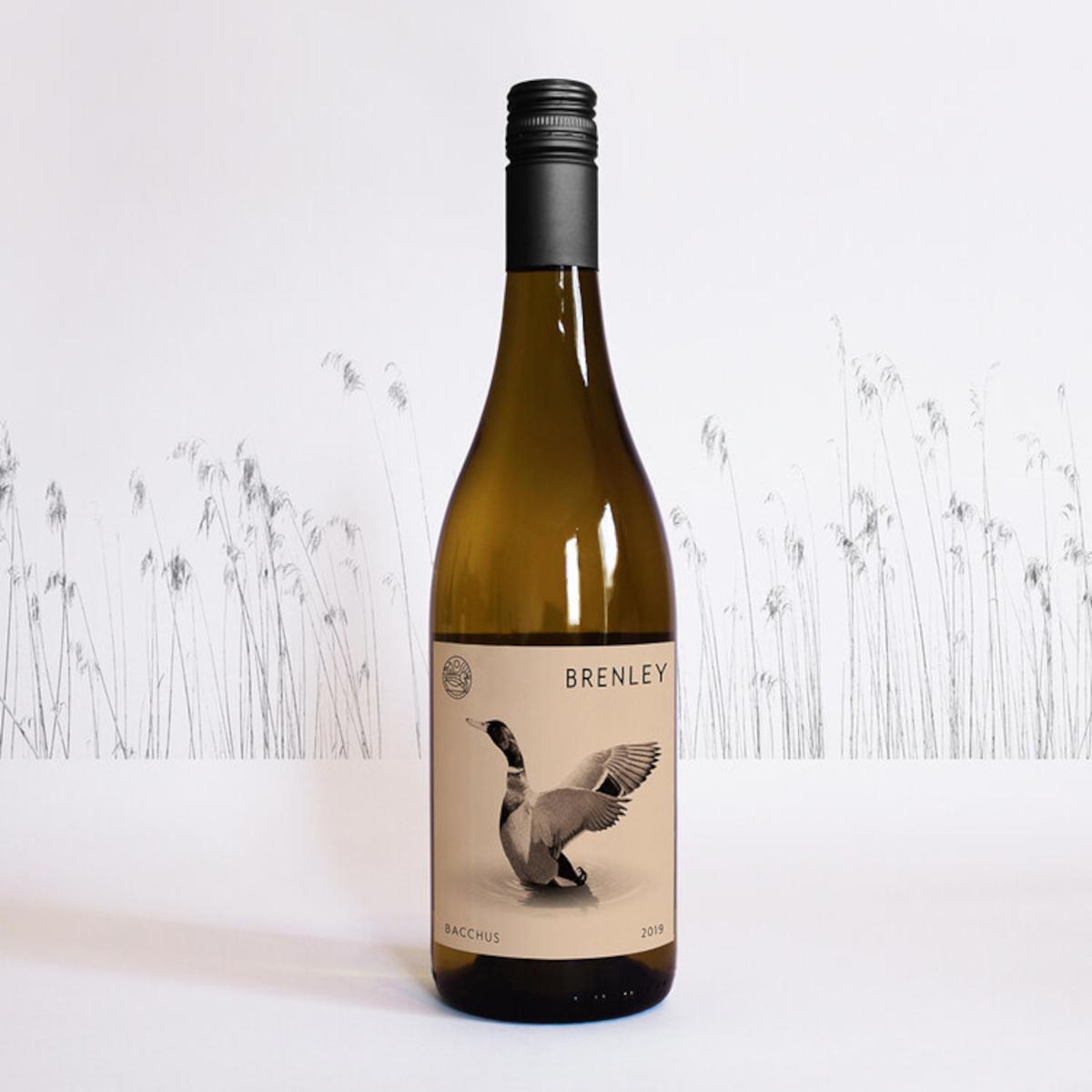 Brenley Wine, produced at Brenley Farm, Faversham