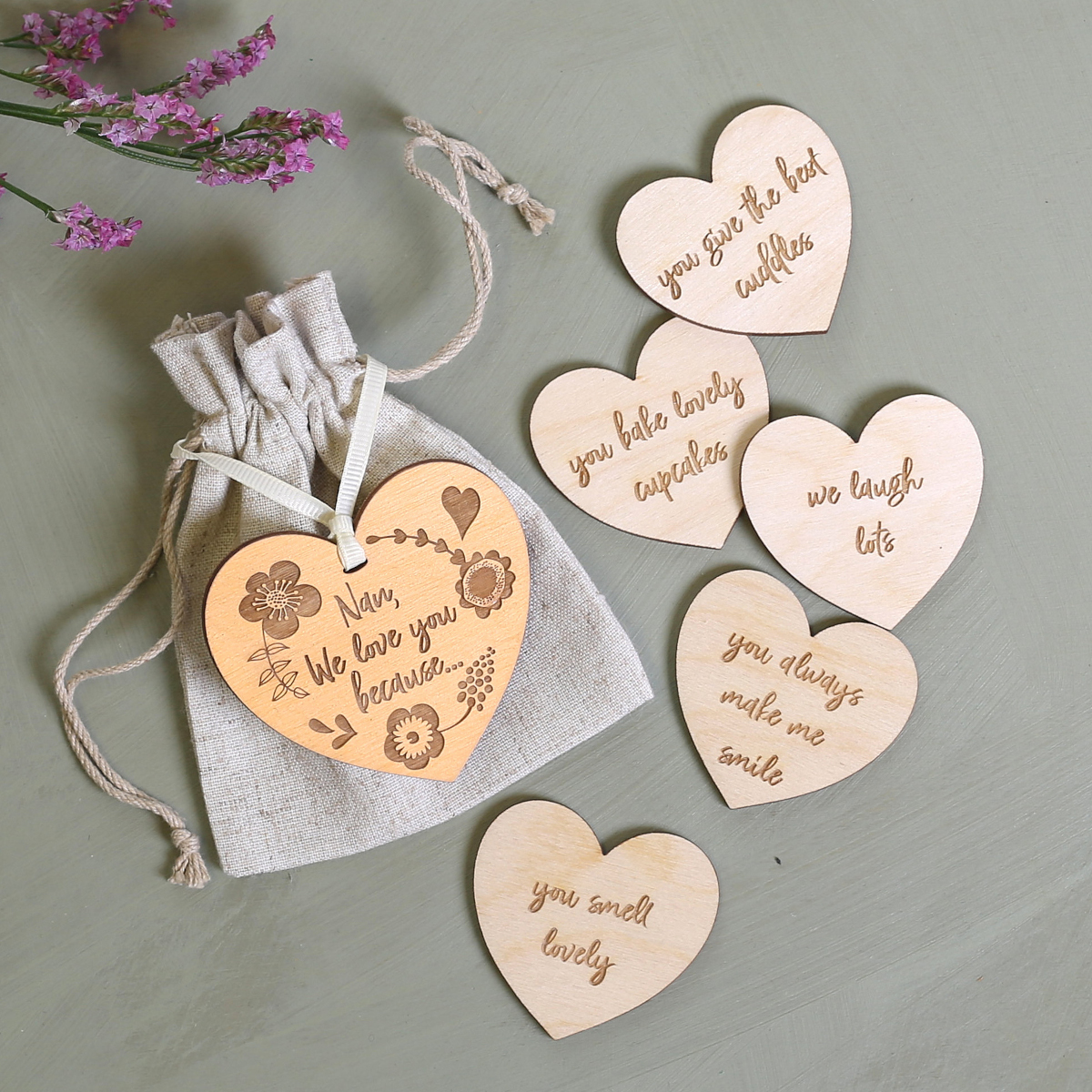 Tokens that make perfect Thinking of You Gifts