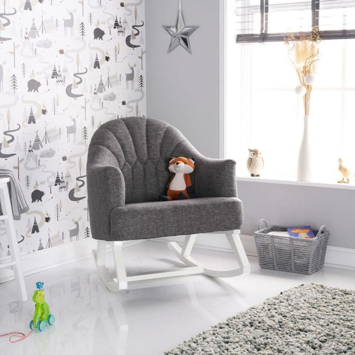 Rocking Chair Nursery Decoration