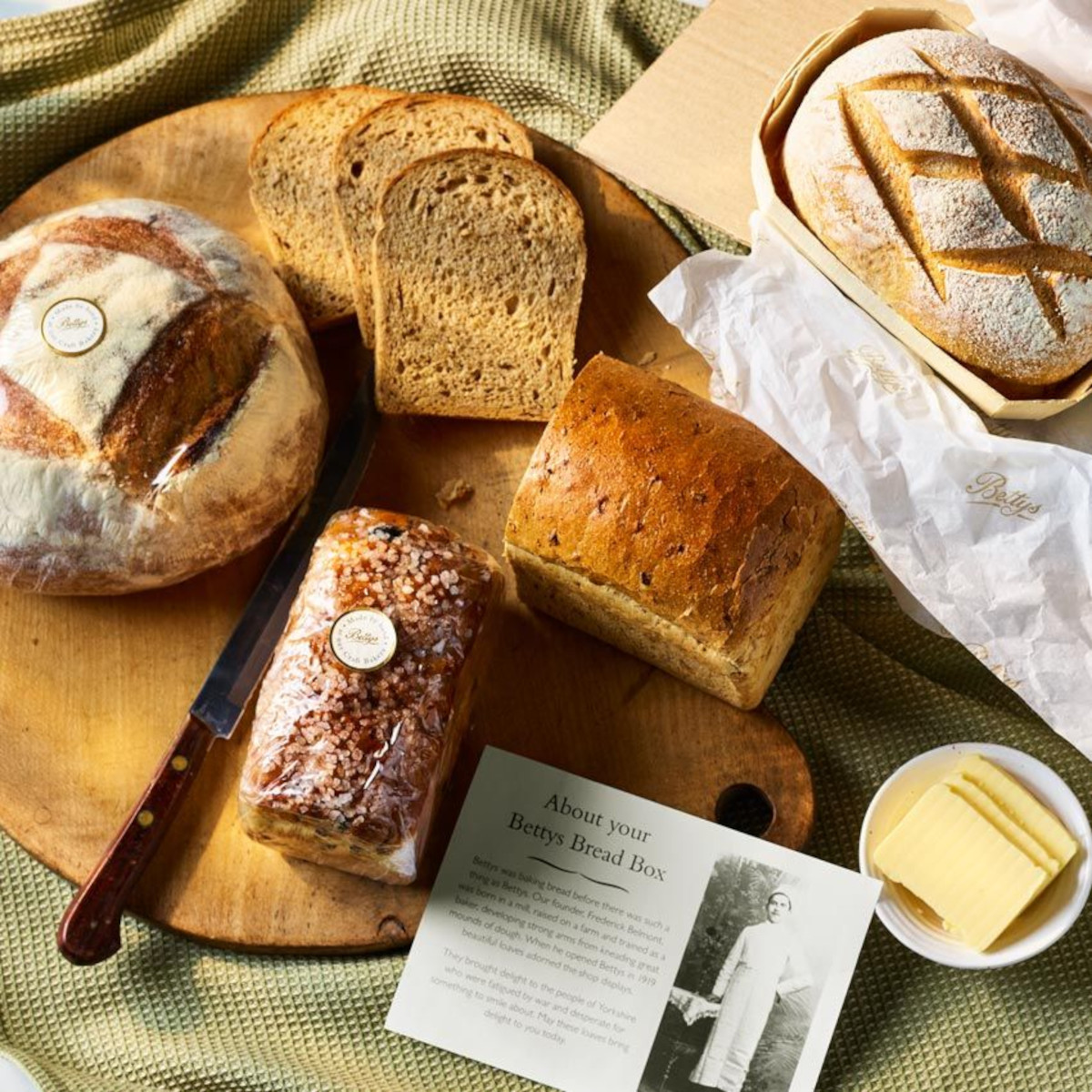 Bread Box from Bettys new home gifts