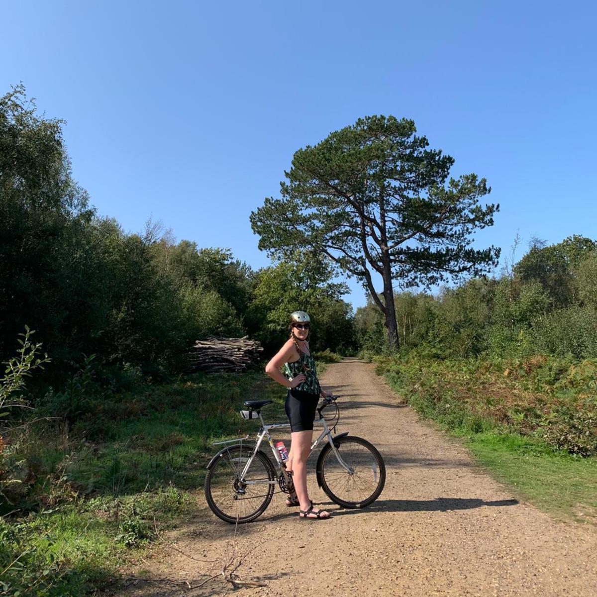 Amber cycling