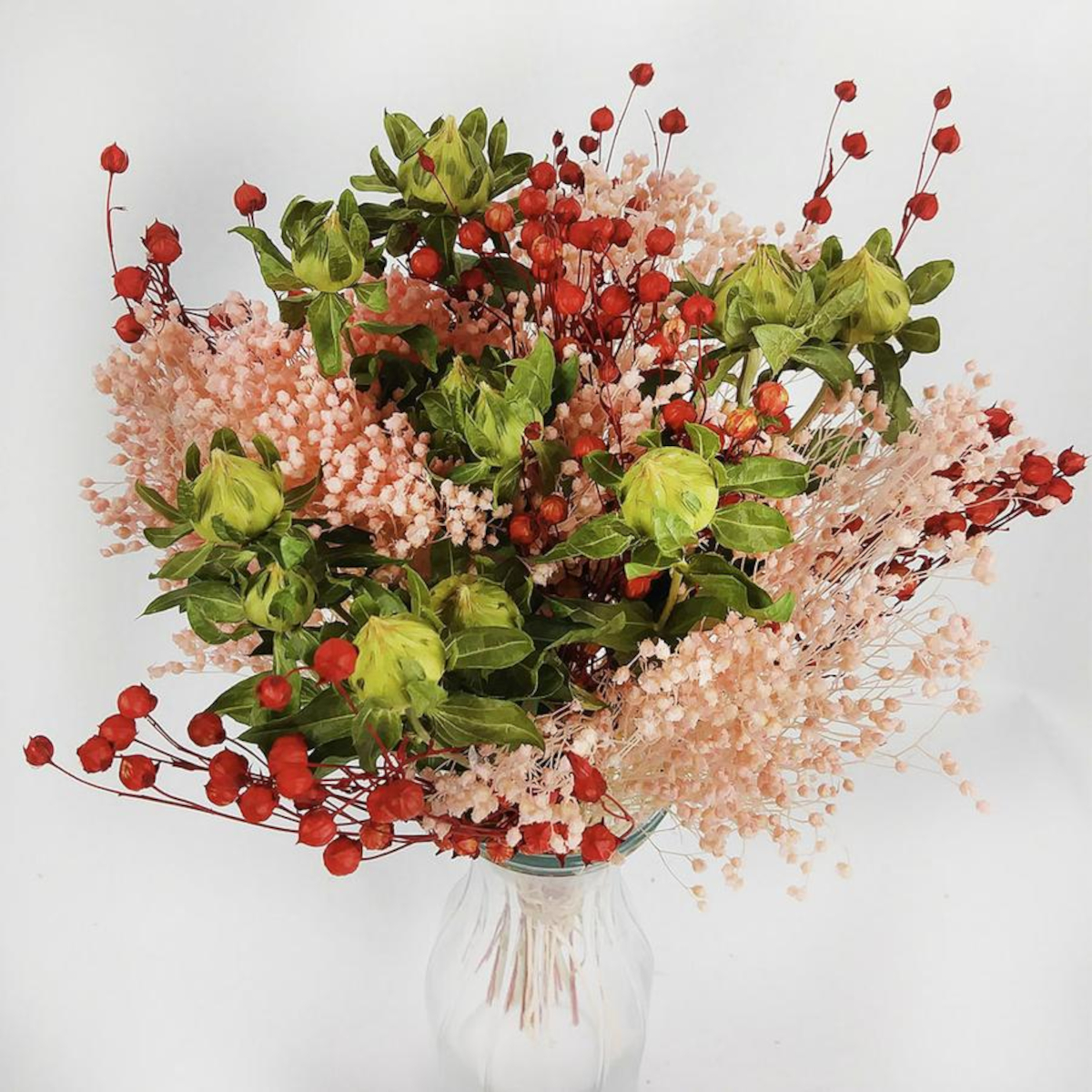 A bouquet from Great British Flowers - a great new home gift